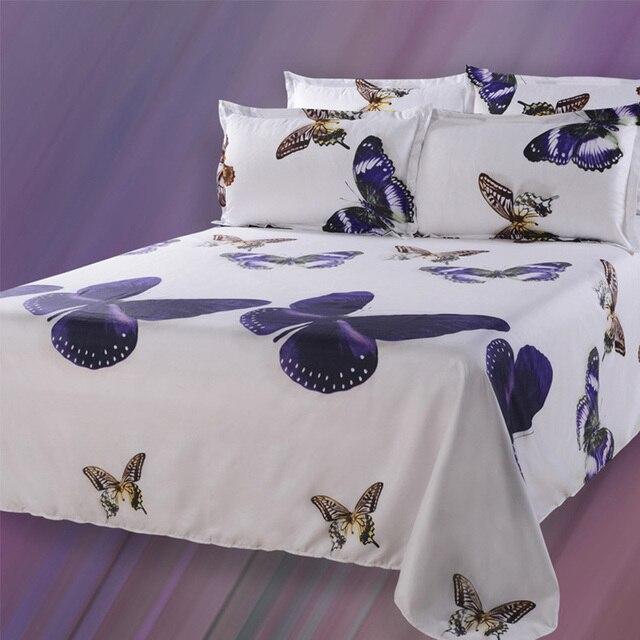 3D Animal Bedding Sets Butterfly Duvet Cover 3D Bedding Butterfly Bed  Sheets Animal Print Bedspreads Queen
