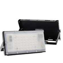 LED Flood Ligh Multifunctional Portable Emergency Lamps 85-265V Floodlights Outdoor IP66 Waterproof 50W Ultra bright