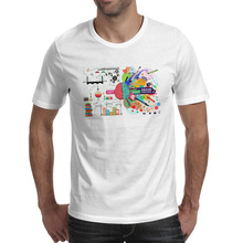 "Geek ""Brain Infographic"" T-Shirt"