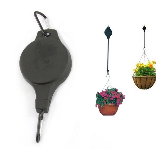 New Hanger Hook Macrame Plants Retro Flower Pot Hanging Holder Home Garden Balcony Decoration Wall Art