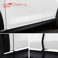 For Mazda CX 5 CX5 2nd Generation 2017 2018 Exterior Car Styling ABS Door Body
