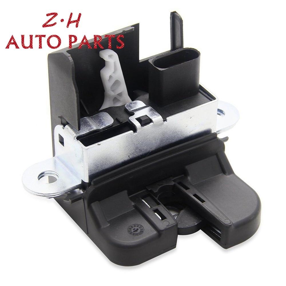 NEW Rear Trunk Lid Tailgate Lock Latch 5K0 827 505 A For VW 2004-2014 Golf MK5 6 Hatchback Golf R Passat B6 Estate 1K6827505E9B9