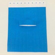 1000pcs חד פעמי שונה צבע avaliable נייר יד להקות, אירוע wristbands, מסיבת tyvek בנד tyvek נייר צמיד