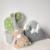 Cactus Verde Travesseiros 60 cm Almofada de algodão Bonito Do Bebê Brinquedos de Pelúcia Macia brinquedo Encantador de Algodão Assento de Carro para Crianças Room Decor Crianças Presentes 1 pcs