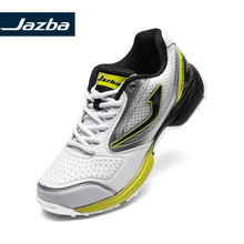 Jazba SKYDRIVE 100 Mens Cricket Rubber Cleats Professional Spikes Sneakers Cushioning Outdoor Training Shoes