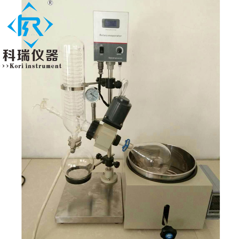 High Borosilicate GG3.3 1L  Rotary Evaporator chiller for laboratory and scientific equipmentHigh Borosilicate GG3.3 1L  Rotary Evaporator chiller for laboratory and scientific equipment