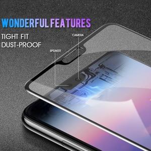 Image 3 - 8D полноэкранное закаленное стекло, защитная пленка для Huawei P20 Lite P20 Pro P20 Lite Nova 3E