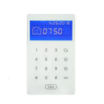 Focus PB-503R LCD RFID Keypad Wireless Mode Activate And Disactivate Touch Keypad