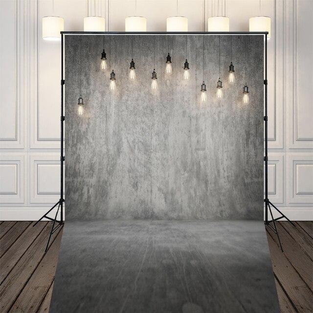 Aliexpress.com : Buy Art fabric grey Concrete Wall photography ...
