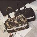 Luxury Designer Handbags Large Capacity Quilted Shopper Bag Fashion Women Messenger Bags Vintage Retro Army Green Crossbody