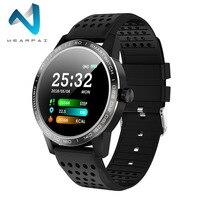 Wearpai T2 Smartwatch Men IP68 Waterproof Fitness bracelet blood pressure monitorin Sedentary reminder womenwatches for Sport