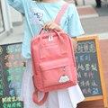 Japanese Style Women Canvas Backpack Cute Cloud Printing Backpacks High School Students Shoulder Bag Casual Travel Bag Rucksack