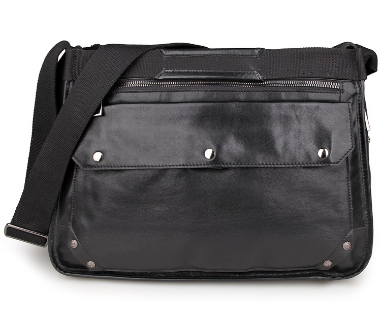J.M.D Genuine Cow Leather Black Color Fashion Casual Handbag Messenger Bag Practical Laptop Bag 7323A груша скоростная cow leather everlast 4241u