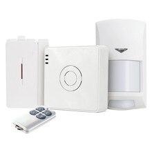 Original BroadLink S2 HUB home security alarm system wifi 433HMz wireless intelligent monitor Door Sensors kit smart Home
