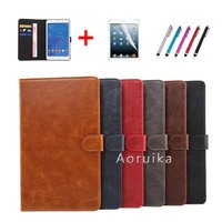 T350 T355 PU Leather Smart Case For Samsung Galaxy Tab A 8 0 SM T350 SM
