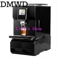Автоматический эспрессо кофе машинка капучино подачи воды фантазии 19Bar итальянская кофе машина молоко пена с пузырями Электрический кофем