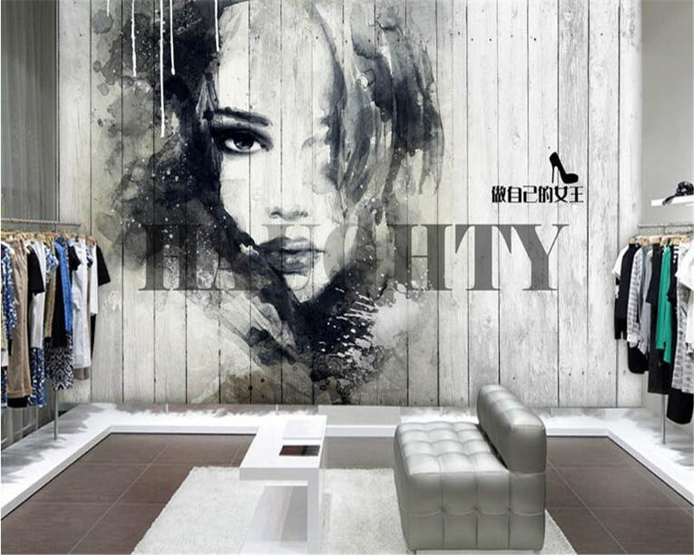 Mega Discount C3d8 Beibehang Wallpaper 3dwallpaper 3d Europe And America Hand Painted Beauty Photos Home Decoration Beauty Salon Background Wall Yp Barnenskalas Se