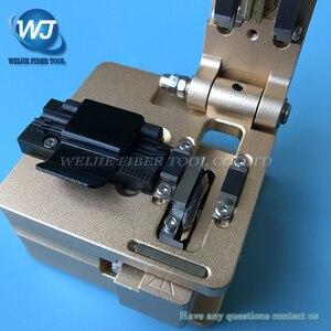 Image 3 - TT 03 yüksek hassasiyetli fiber optik cleaver yüksek hassasiyetli fiber optik kesici fiber optik kesme bıçağı