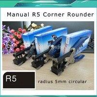 1PCS 5mm R5 Steel Corner Rounder Cutter Corner Plier Hand Held Heavy DutyID Card Cutting Corners