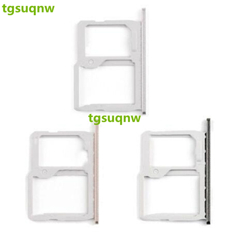 SIM/Micro SD Card Tray Holder Spare Part For LG G5 H850 VS987 White/Black/Gold