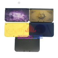 For Nintendo Pikachu Zelda Galaxy Style New 3DSXL Case Replacement Housing Shell Case For New 3DS