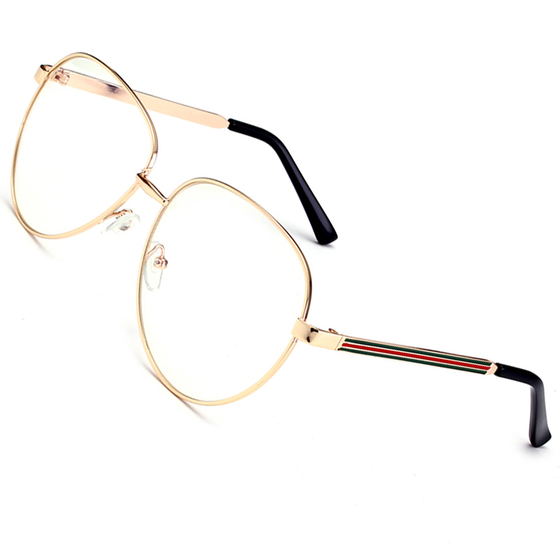 Vintage Eyeglasses Ladies 2017 Vintage Retro Glasses Clear Lens Women Brand Designer Goggle Eyewear Anti Blue Light Outdoor Men