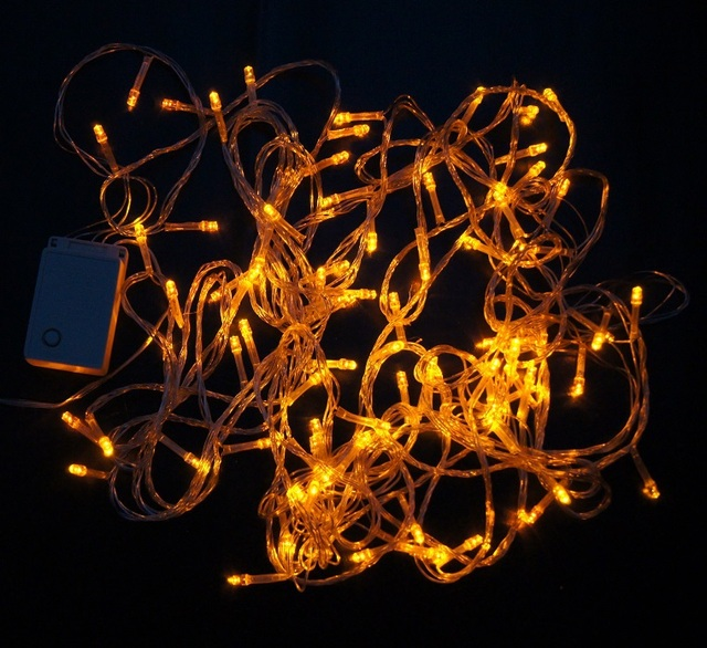 100M 600 Led Fairy String Lamp for Party Christmas Xmas Decorations 8 Color Holiday Lighting