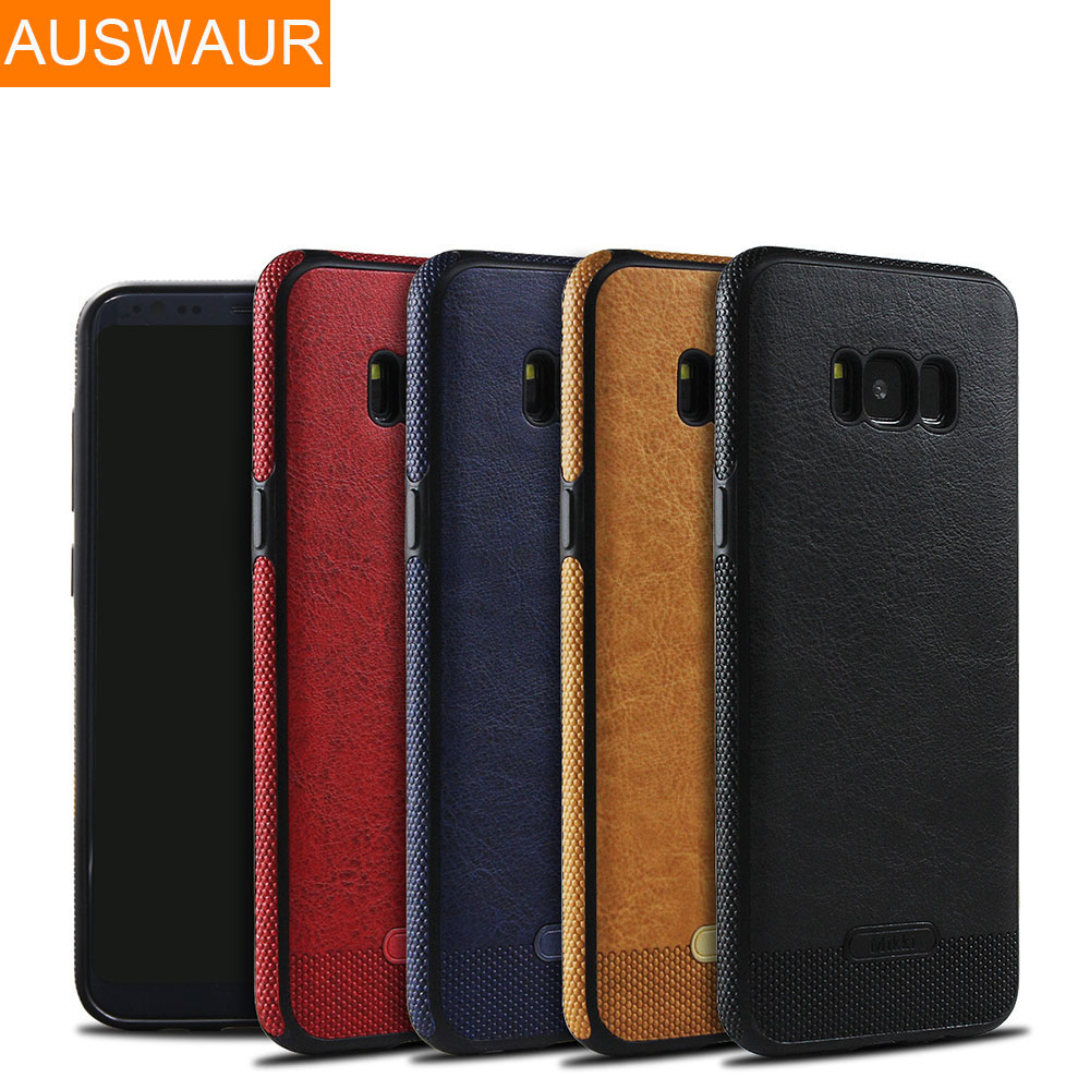 Leather Case Cover For Samsung Galaxy S6 S7 Edge . fd3ce3dcc6