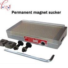 Поверхности шлифовальные станки магнитный держатель с постоянным магнитом XM91 100*175 мм шлифовальный диск применимо к шлифовальные машины и другой обработки 1 шт