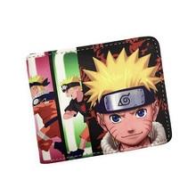 Previous Next Naruto Printed Wallet