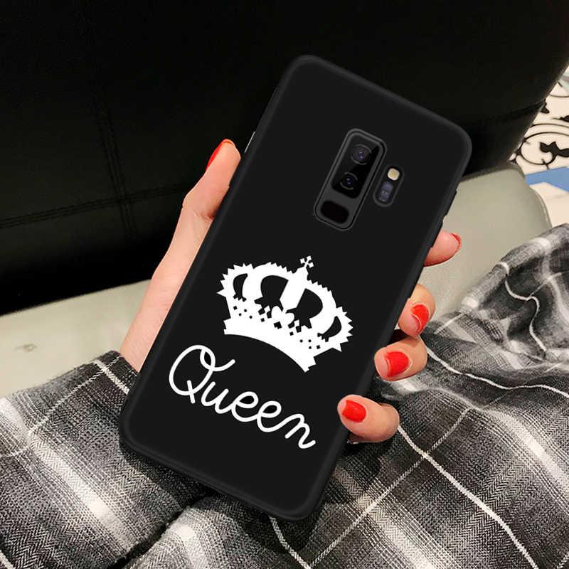 Lembut TPU Case untuk Samsung Galaxy Note 9 S9 S8 Plus A9 2018 A6S A6 A8 A7 A750 Plus J3 j4 J6 J5 J7 J8 2017 2018 Back Cover Coque