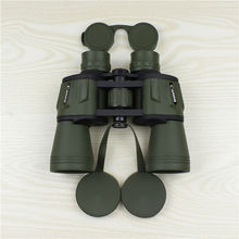 20×50 high quality portable optical central binoculars, HD LLL vision  binoculars with Bak4 for outdoor hot sale