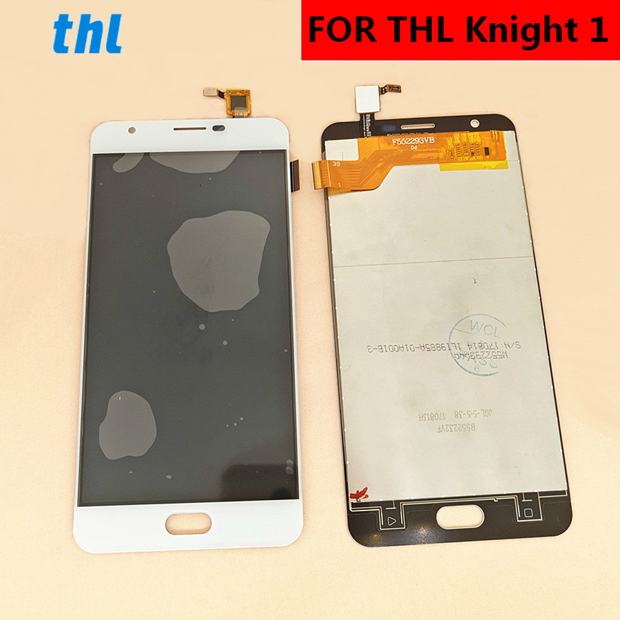 """Image 2 - FOR THL Knight 1 Knight1 LCD Display+Touch Screen Digitizer Assembly Replacement 5.5""""-in Mobile Phone LCD Screens from Cellphones & Telecommunications"""