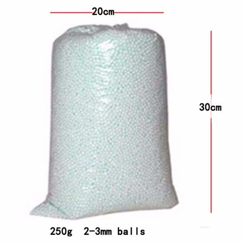 2-3mm Wholesale Snowmaker White Foam Balls beanbag baby Filler bed sleeping Baby chair Newborn sofa Polystyrene Styrofoam ball
