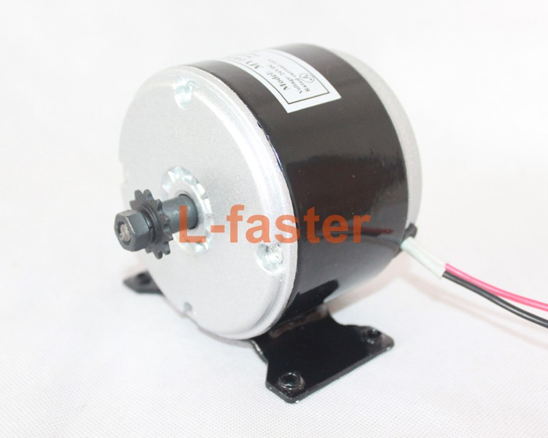 Buy 24v36v 350w Electric Mini Bike Motor
