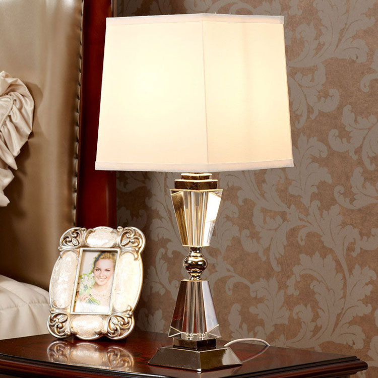 Top Desk Lamps Chinese Table Bedroom Bedside Lamp Modern
