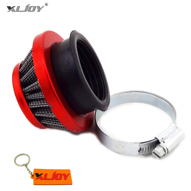 Fuel Hose Filter For 47cc 49cc Mini Moto ATV Dirt Pocket Bike 42mm Air Filter