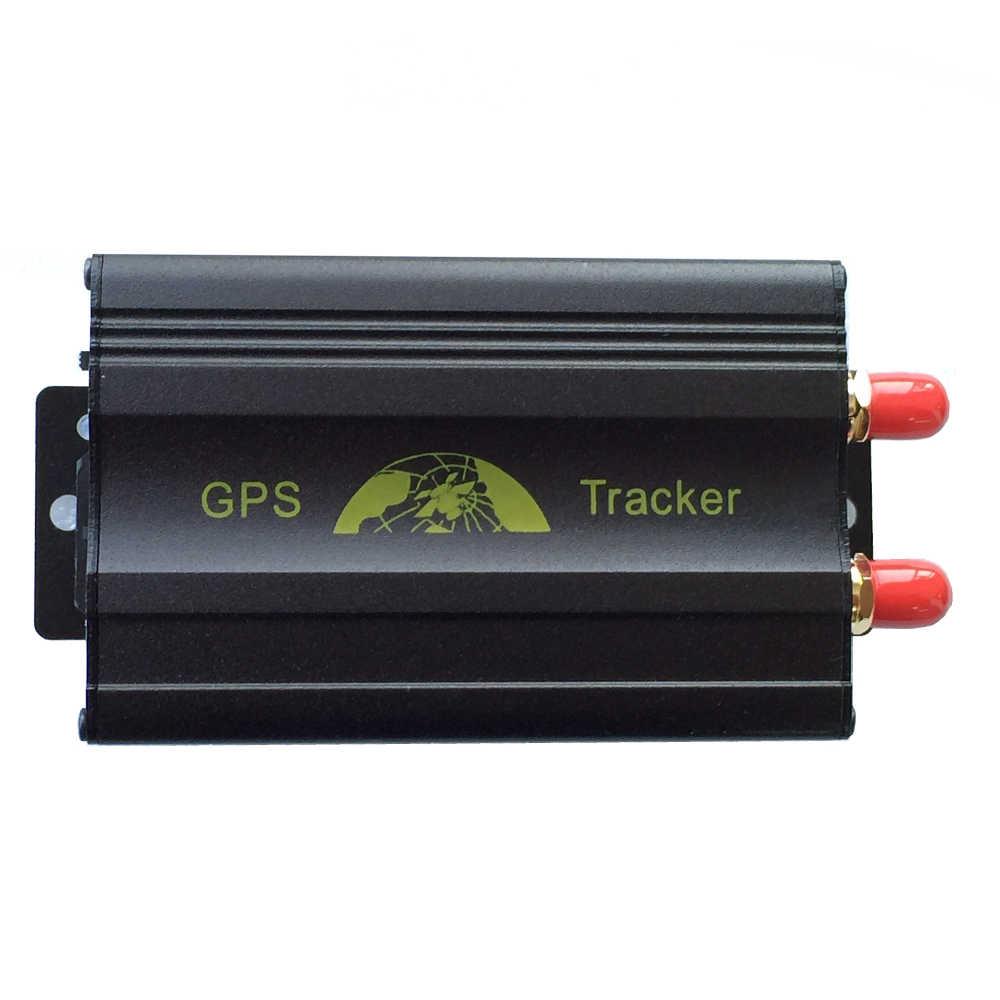Новинка, автомобильный GSM-датчик Coban TK103A, датчик удара топлива, платформа SOS в реальном времени, система сигнализации с приложением