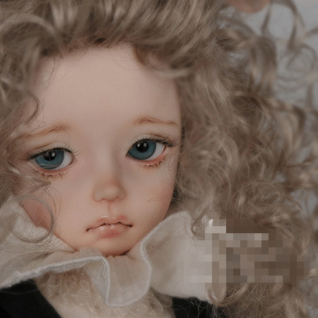 bjd doll sd doll 1/4 female baby imda 4.3 manon doll (free eyes + free make up) handsome grey woolen coat belt for bjd 1 3 sd10 sd13 sd17 uncle ssdf sd luts dod dz as doll clothes cmb107