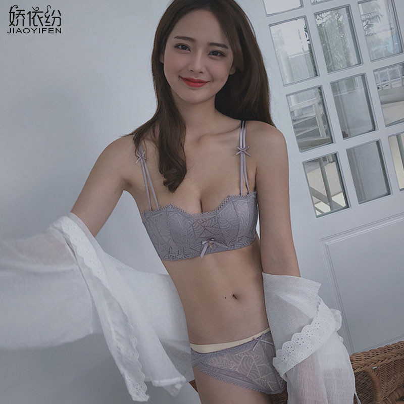 Best Top New Women Embroidery Transparent Bra Ideas And Get Free