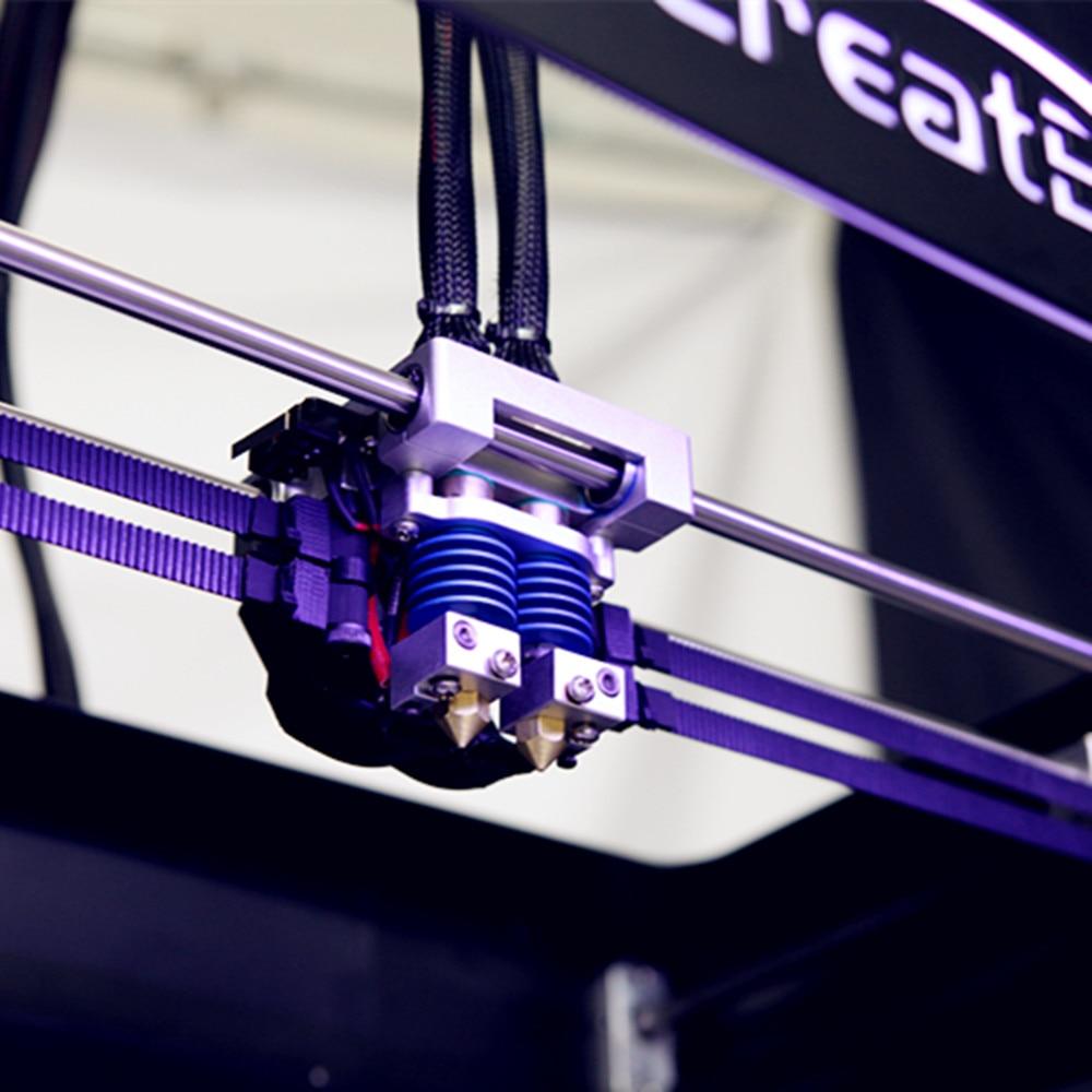 CreatBot-printer 3D DEPlus Dual Extruder 400 * 300 * 520 mm Stor - Kontorelektronik - Foto 2