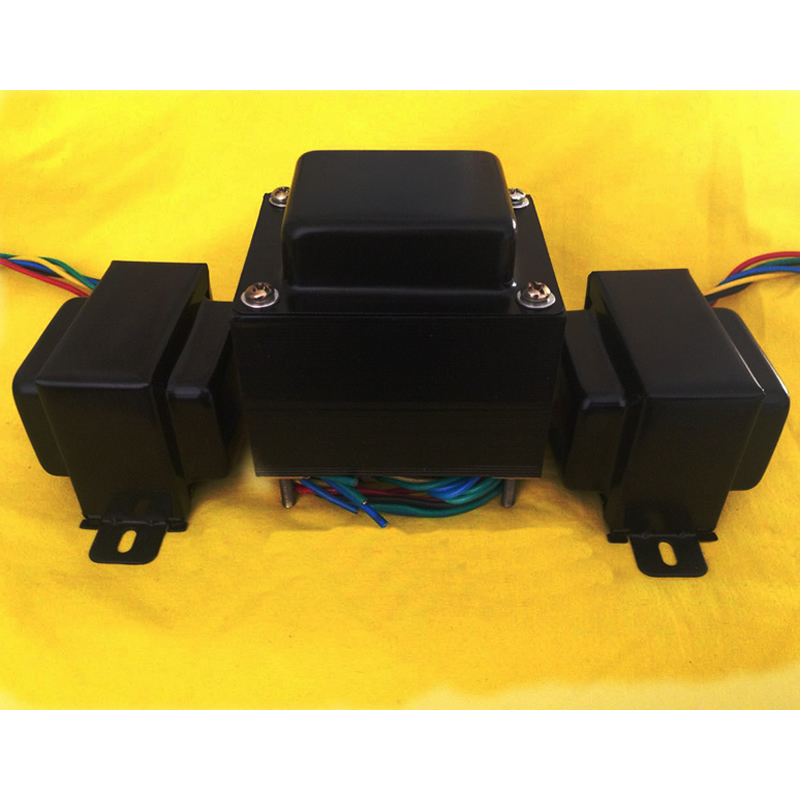 3pcs transformer Amplifier transformer 6P1 6P14 6V6 set of cattle 105W power 5W output cattle 2