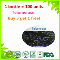 Buy 3 Get 1 Free American Original Telomerase Activation 100 Unit NOBEL PRIZE TECHNOLOGY