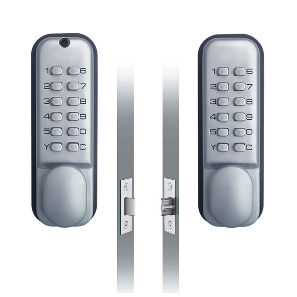 Charmant Mechanical Door Locks All Weather Double Keypad Mechanical Keyless Door Lock  The 1th Generation Of OS10S In Access Control Kits From Security U0026  Protection ...