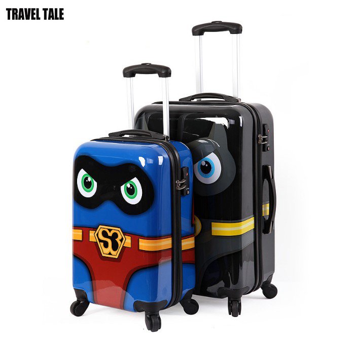 Popular Batman Luggage-Buy Cheap Batman Luggage lots from China ...