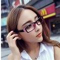 Мода Прямоугольник Женщины Компьютерные Очки Красочные Излучения Очки Для Мужчины И Женщины Излучение с антибликовым покрытием Очки Для Очков