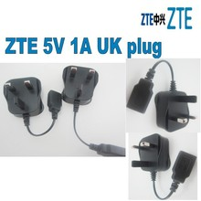 ZTE Original 5V 1A UK Plug USB Wall Charger Power Travel AC Adapter