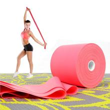 Strength Training Resistance Band Leg Stretcher Lengthen Ballet Stretch Band for Dance And Gymnastics Exercise Training