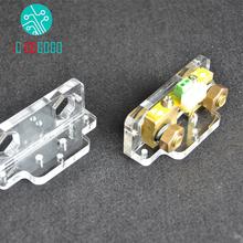 100A 350A podstawa próbnika Coulomb licznik długości próbnik do podstawy kryształowej Coulomb TF01 TK15 TY01 akcesoria części tanie tanio Brak Sampler Olive Leaf