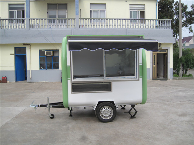 Aliexpress Com Buy Australia Standard Airstream Food Trucks Mobile Kitchen Fast Food Trailer With Appliances For Sale From Reliable Food Processors